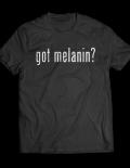 Melanin Women's Designer Graphic T-Shirt