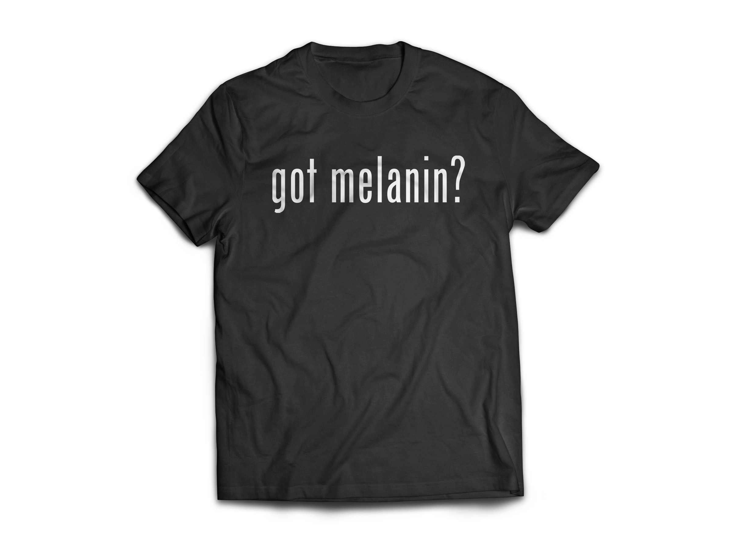 Got Melanin Womens Designer Graphic T Shirt For