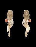 Boho Chic Drop Earrings