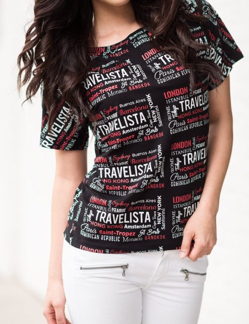 Best Women's Travel T-Shirt